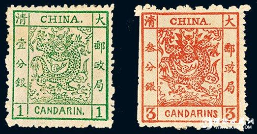 图片:大龙邮票