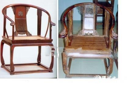 高仿现代硬木家具