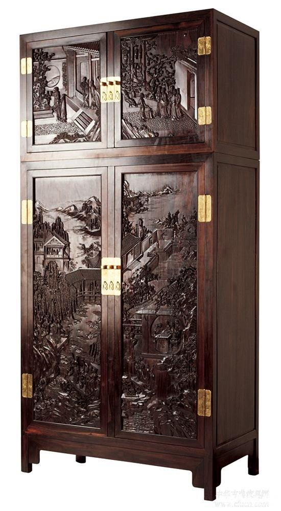 中国传统硬木家具