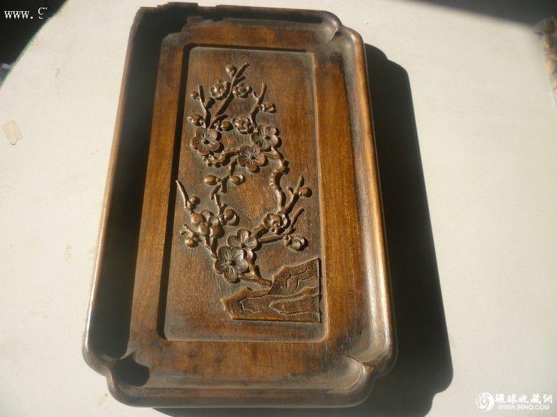 花梨木桌子图片