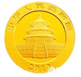 熊猫三十周年金银纪念币