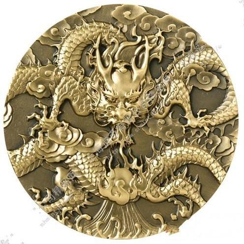 大铜章图片