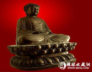 图片:铜佛像
