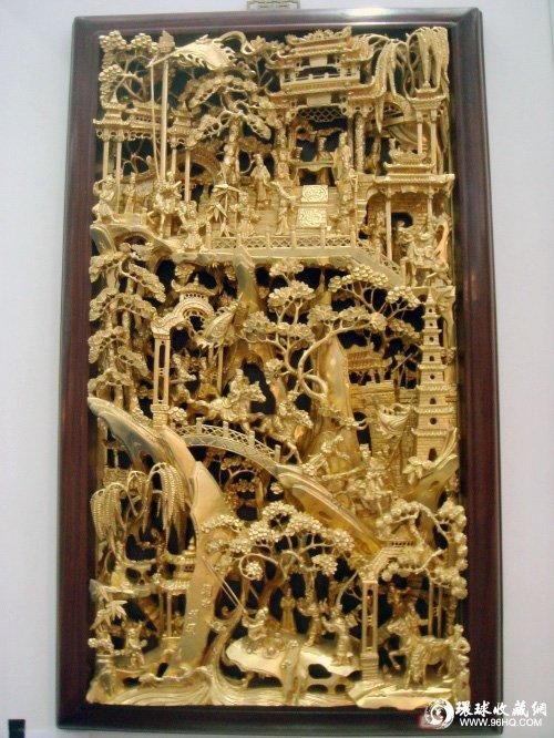 东阳木雕图片