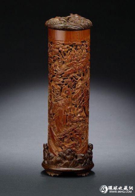 图片:竹雕