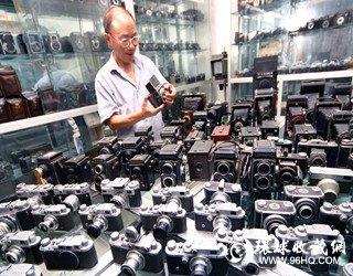 图片:照相机收藏