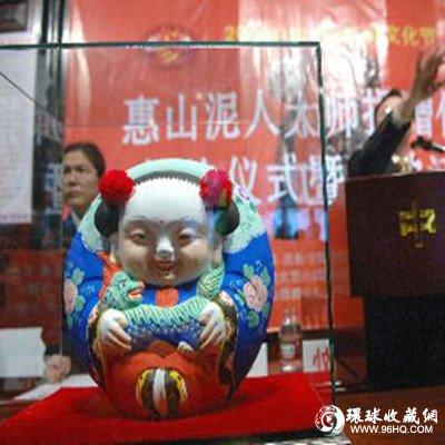 艺术经典:中国三大泥塑
