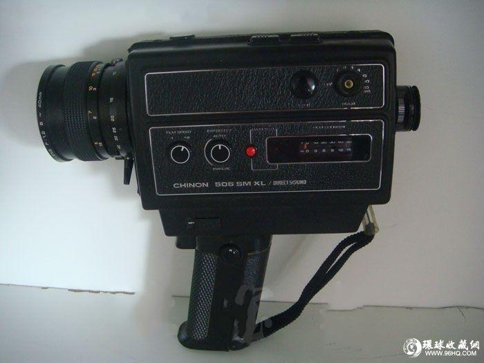 图片:摄影机收藏