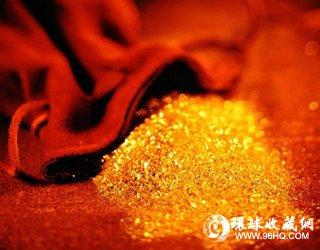 图片:黄金收藏