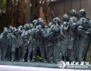 图片:当代雕塑