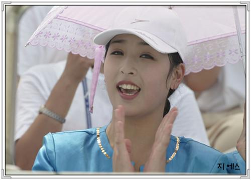 金正日都百看不厌的朝鲜美女郑美香图