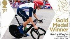 伦敦发行奥运会冠军邮票 每张零