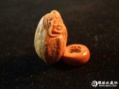 工艺美术奇葩:橄榄核雕