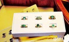 矿石中包裹价值3.7亿美元祖母绿