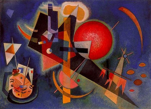抽象派油画之父:康定斯基作品赏析