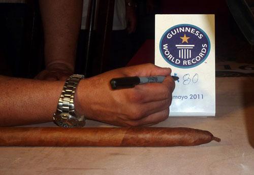 世界最长雪茄