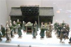 """600年前完整明代素三彩""""窑藏"""""""