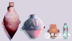 探索神秘的半坡红陶小口尖底瓶