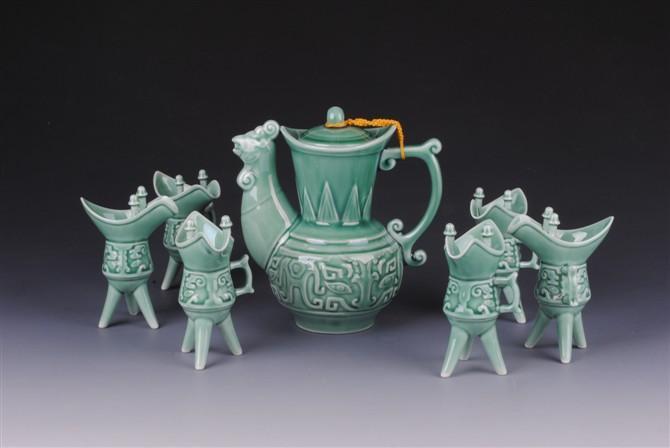 中国古代酒器发展与风格特征