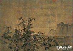 浅谈中国文人画家和宫廷画师的概