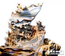 黄杨木雕刻材料难得 赝品风险需
