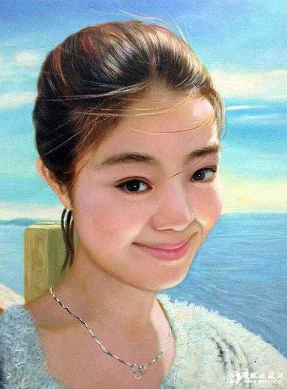 董庆伟:人物油画创作中光线的运用