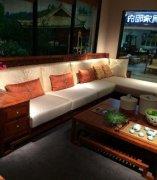 新中式红木家具悄然前行 市场认