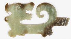 龙形玉刀:鬼斧神工,造就旷世精品