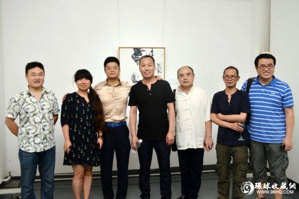 王清州个展在798感叹号艺术馆隆重开幕1