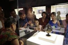 中华古代体育文物展:古人也是运