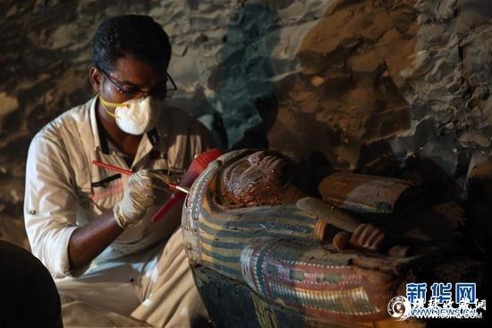 相关阅读:埃及发现3500年前墓地保存状况不好四川发现冥界之花
