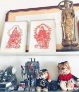 陈坤也玩收藏,家中藏品上亿