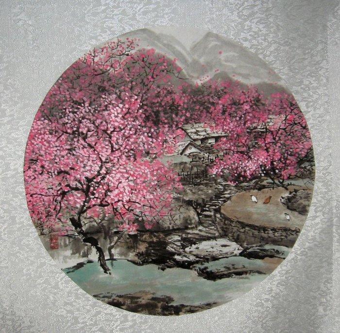 山水国画3