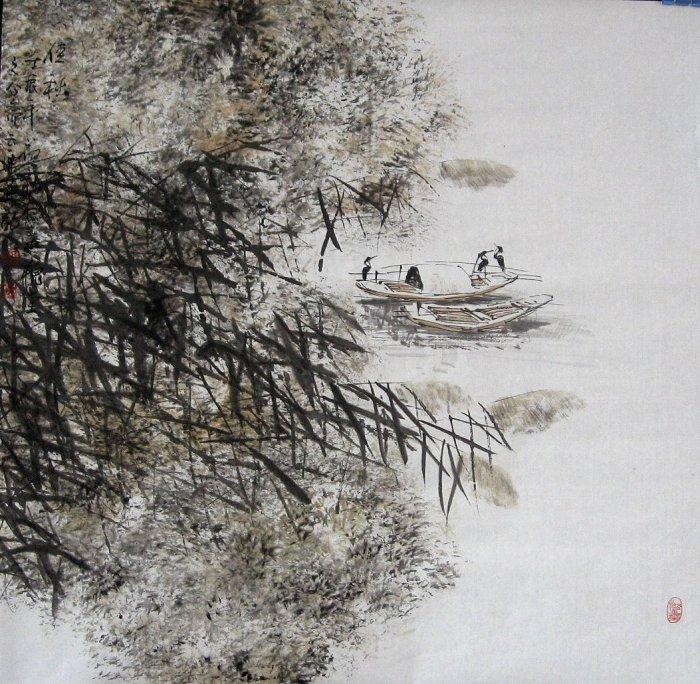 山水国画6